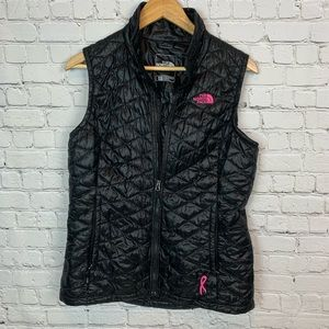 The North Face Packable Vest Breast Cancer